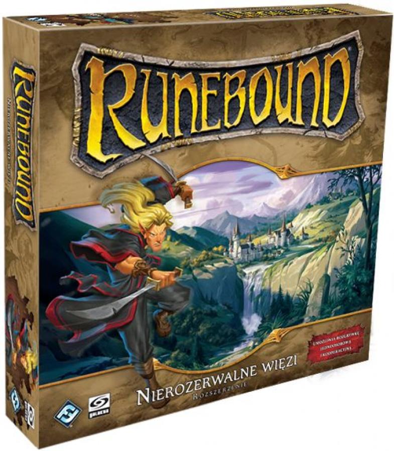 Runebound 3 (trzecia edycja): Nierozerwalne więzi