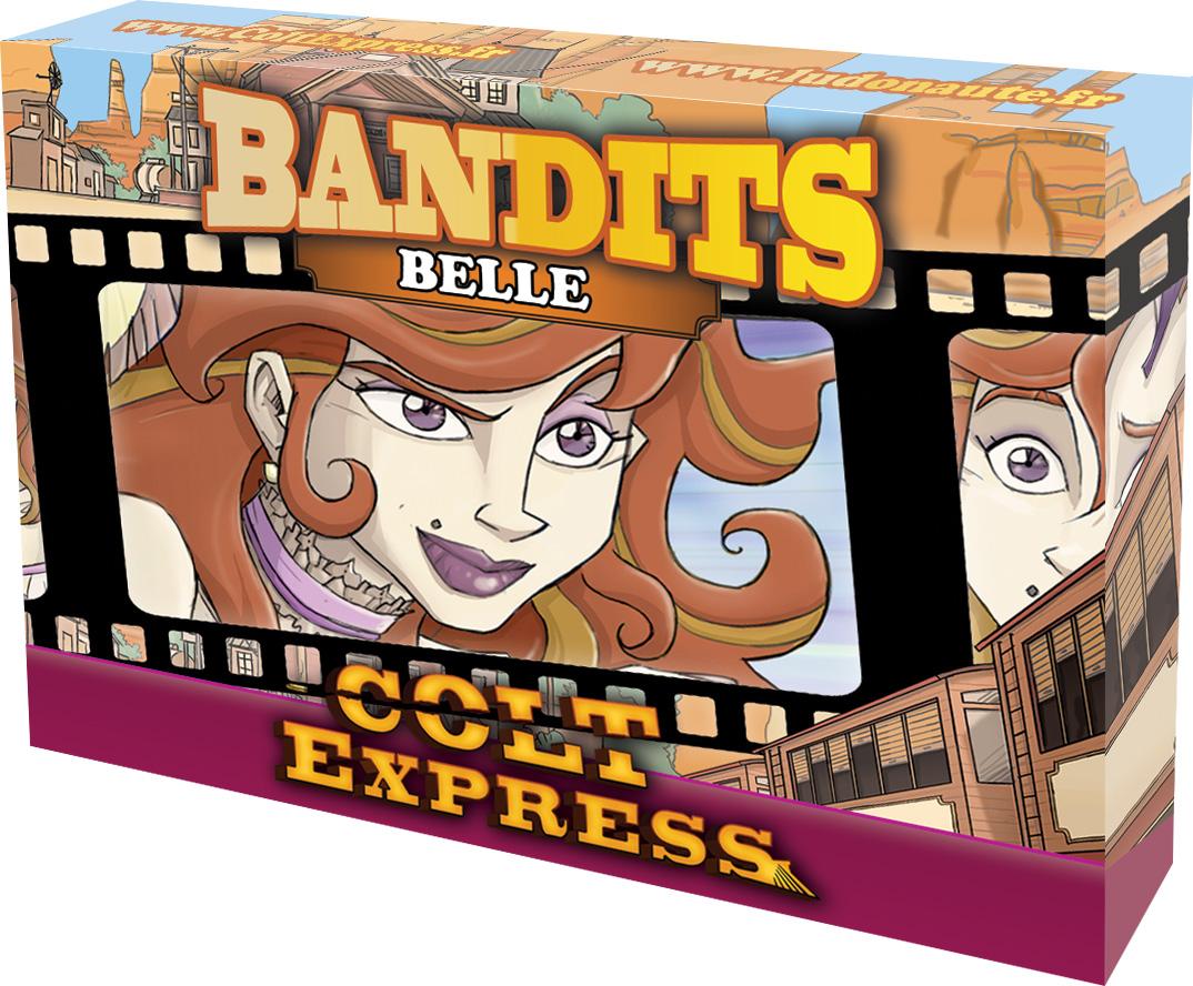 Colt Express Bandits - Belle