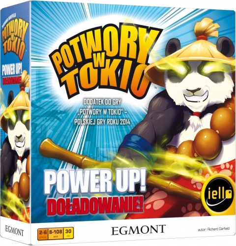 Potwory w Tokio: Power Up! Doładowanie (nowa edycja)