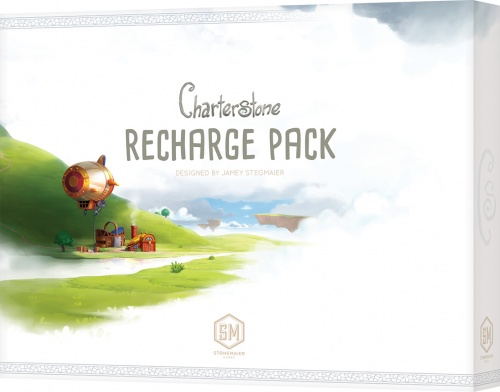 Charterstone: Recharge Pack (edycja polska)