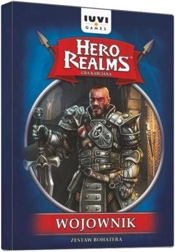 Hero Realms: Zestaw bohatera - Wojownik