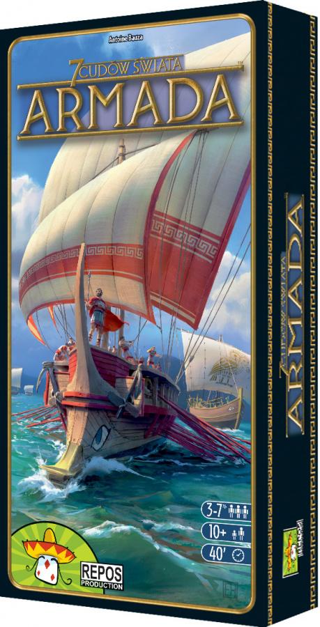 7 Cudów Świata: Armada (stara edycja)