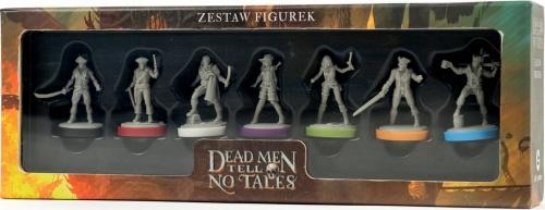 Dead Men Tell No Tales: Figurki do gry