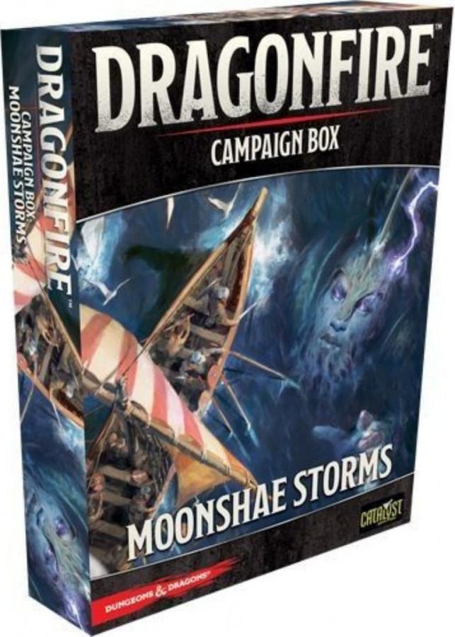 Dragonfire: Campaign Box - Moonshae Storms