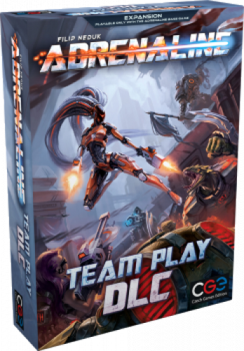 Adrenalina: Team Play DLC