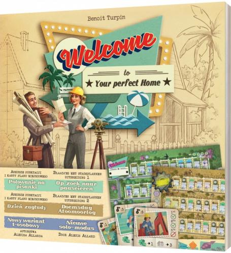 Welcome to... Dzień zagłady, Pisanki oraz gra solo (dodatek #1)