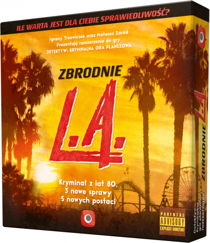 Detektyw: Zbrodnie L.A.