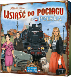 Ticket To Ride Poland: Map Collection 6.5  -  Rebel Centrum