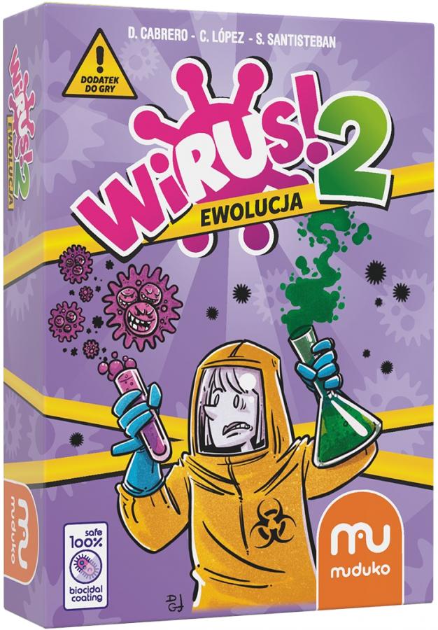 Wirus! 2: Ewolucja