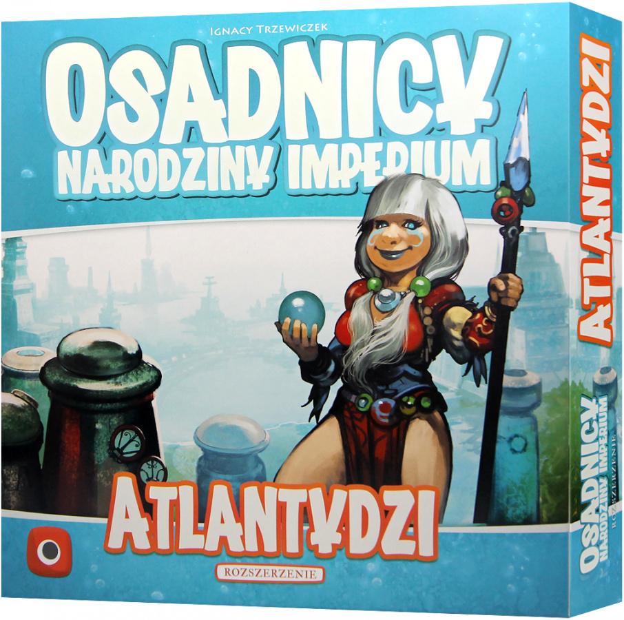Osadnicy: Narodziny Imperium - Atlantydzi (nowa edycja)