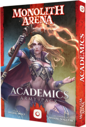 Monolith Arena: Academics - Army Pack (Akademicy)