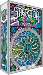 Sagrada: The Great Facades - Passion (Expansion 1 of 3)