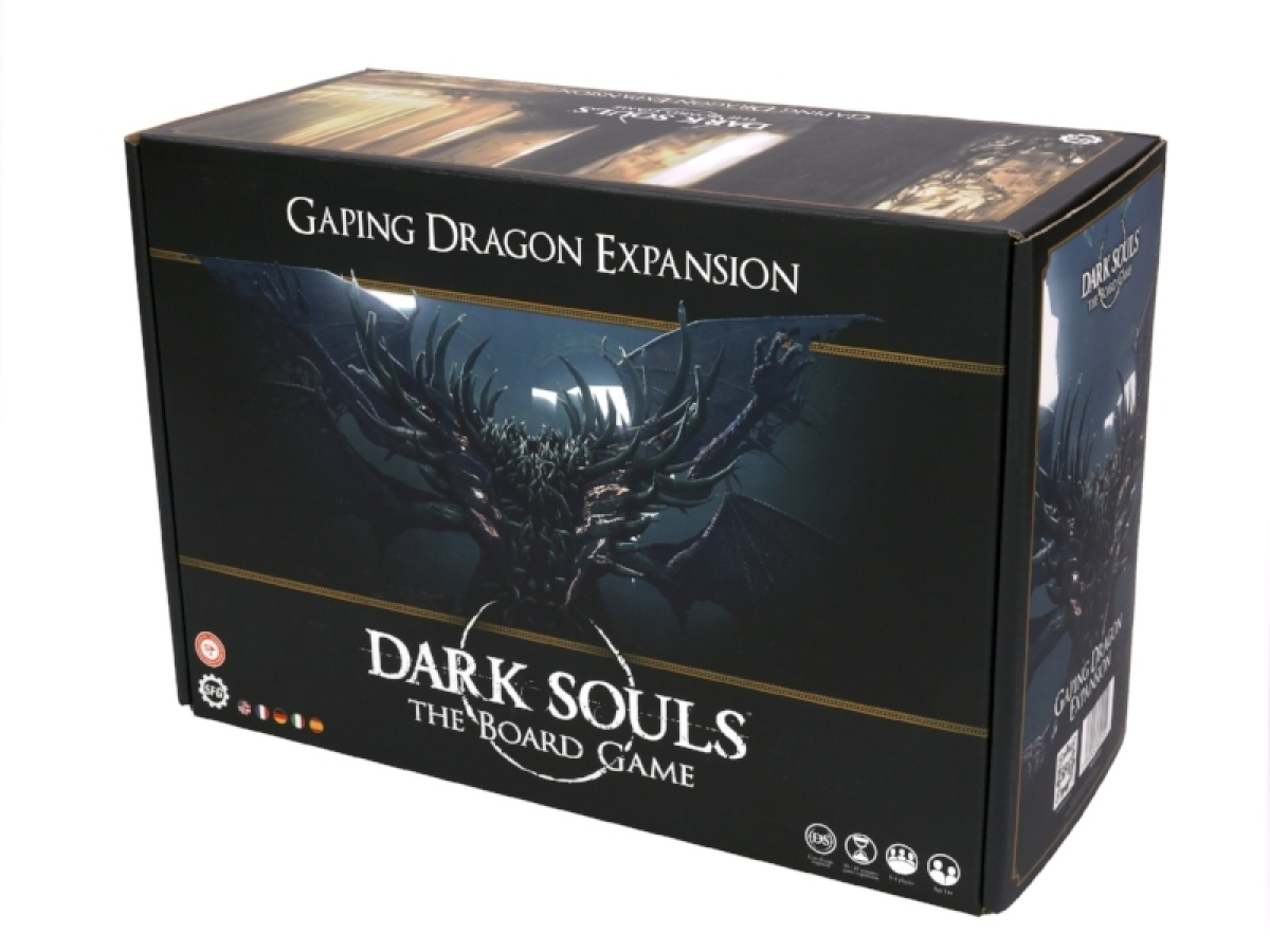 Dark Souls: The Board Game - Gaping Dragon Expansion