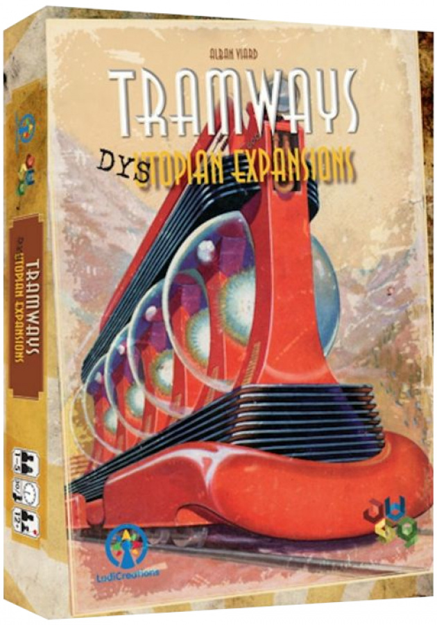 Tramways: Dystopian Expansions