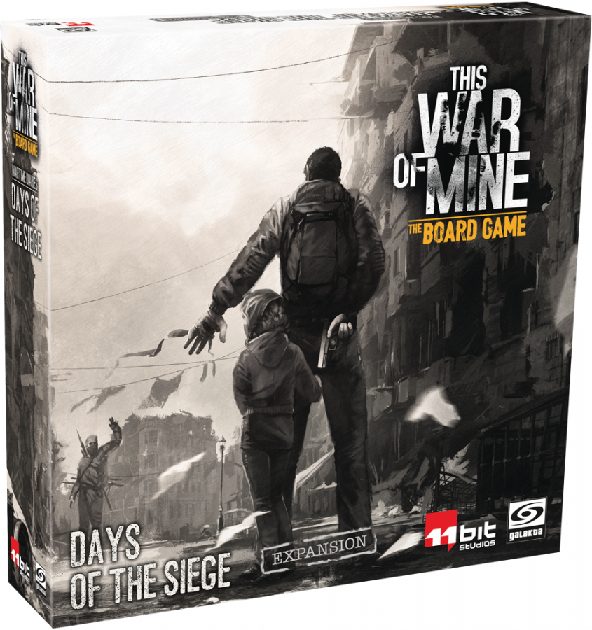 This War of Mine: Days of the Siege