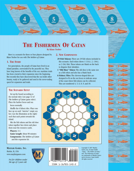 Fishermen of Catan