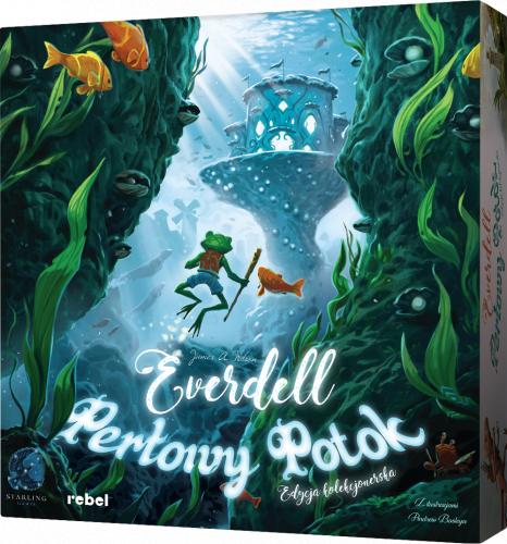 Everdell: Perłowy potok (edycja kolekcjonerska)