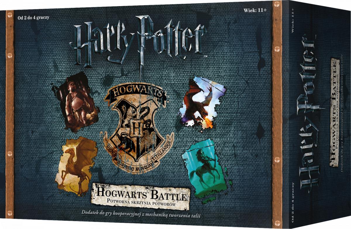 Harry Potter: Hogwarts Battle - Potworna skrzynia potworów
