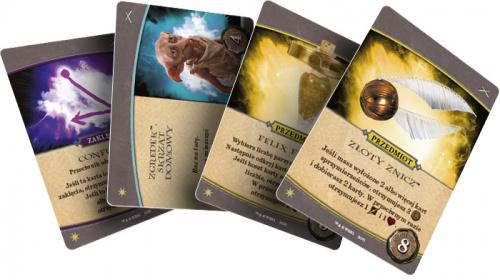 Harry Potter: Hogwarts Battle - Obrona przed czarną magią - Zestaw 4 kart