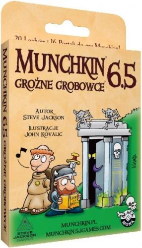 Munchkin 6,5 - Groźne Grobowce
