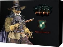 Anno Domini 1666 - Mecenaries I (wersja polska)