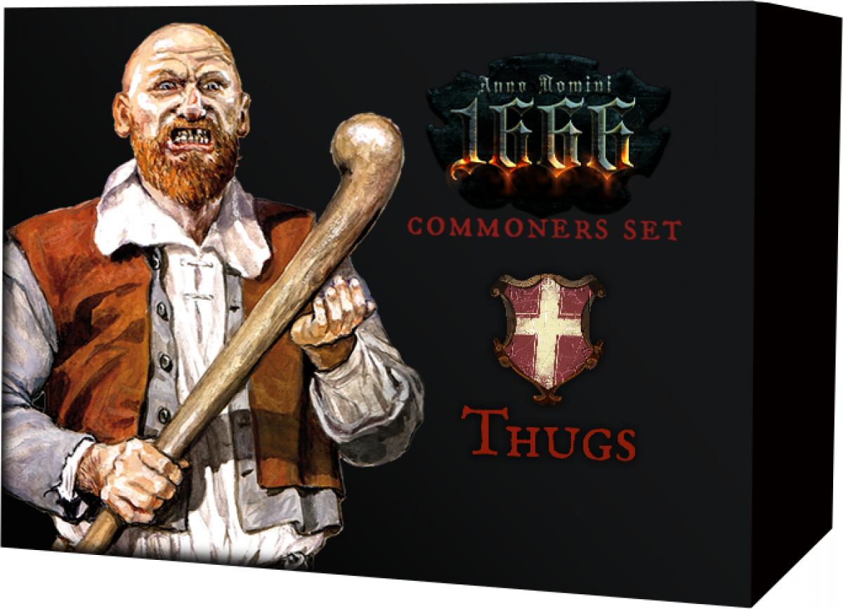 Anno Domini 1666 - Thugs (wersja polska)