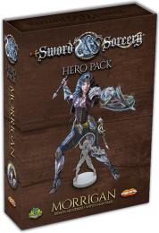 Sword & Sorcery: Nieśmiertelne dusze - Hero pack - Morrigan