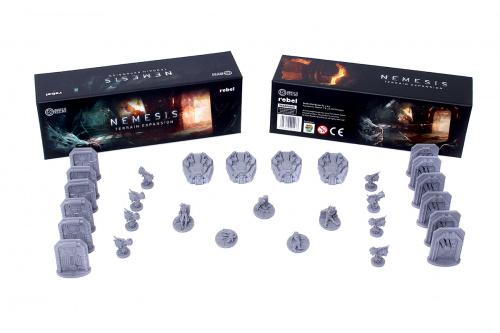 Nemesis: Terrain Pack