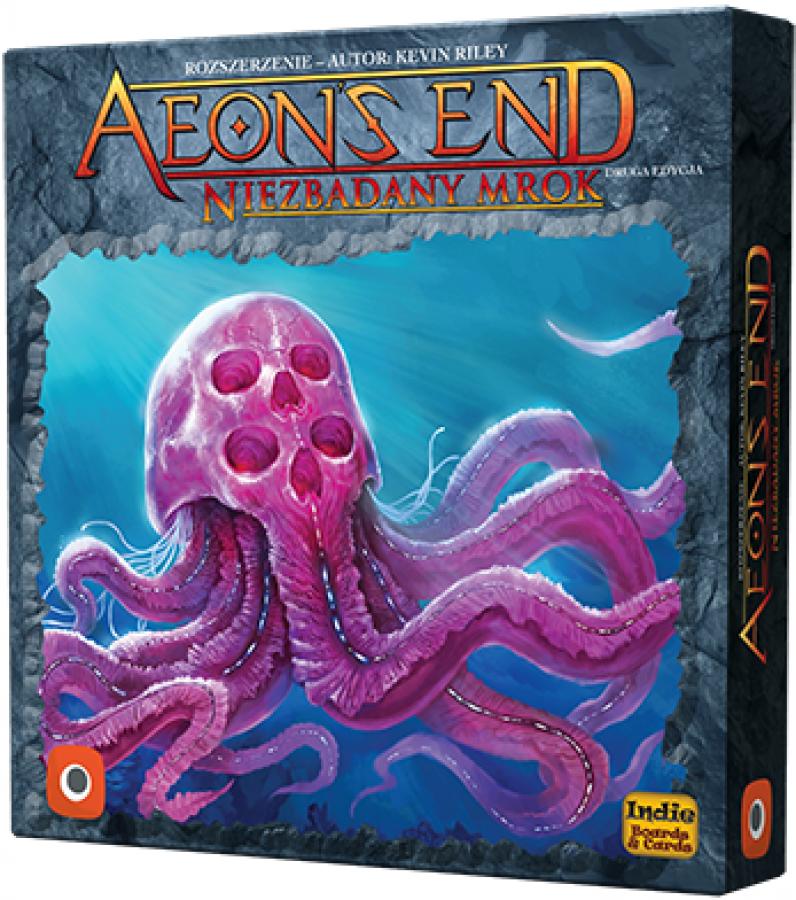 Aeon's End: Niezbadany Mrok