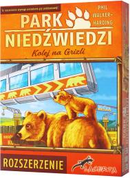 Park Niedźwiedzi: Kolej na Grizli