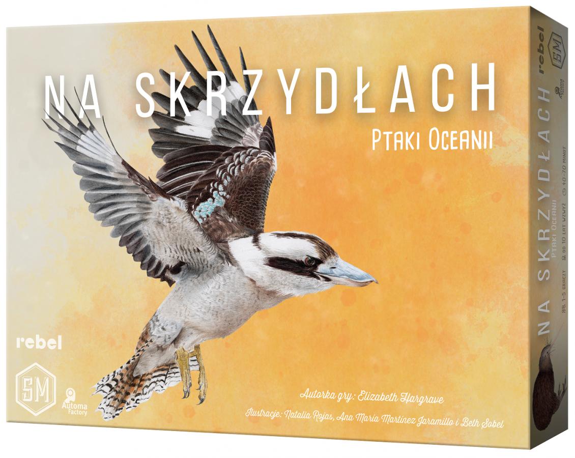 Na skrzydłach: Ptaki Oceanii
