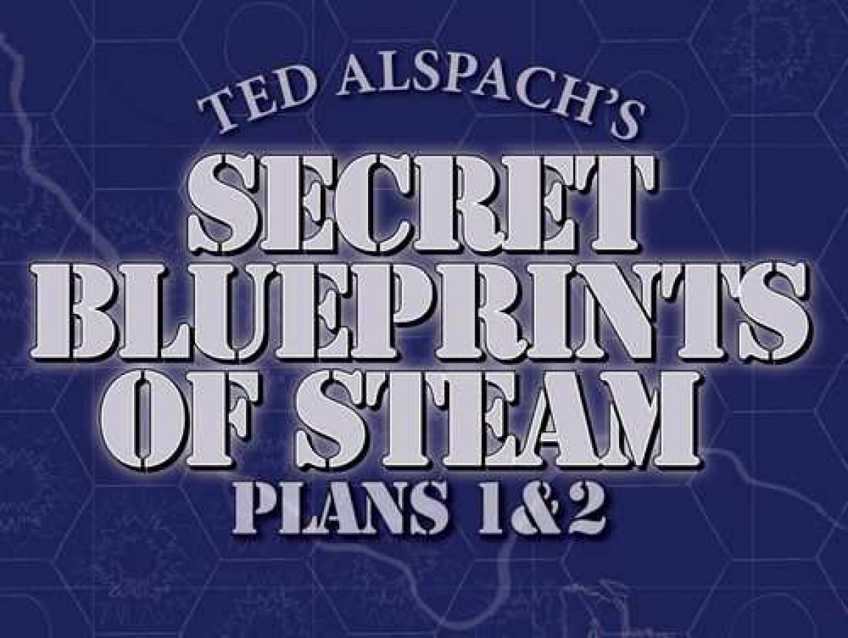 Age of Steam - SECRET BLUEPRINTS 1&2