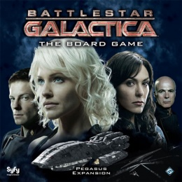 Battlestar Galactica - Pegasus Expansion (edycja angielska)