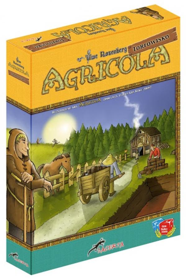 Agricola: Torfowisko