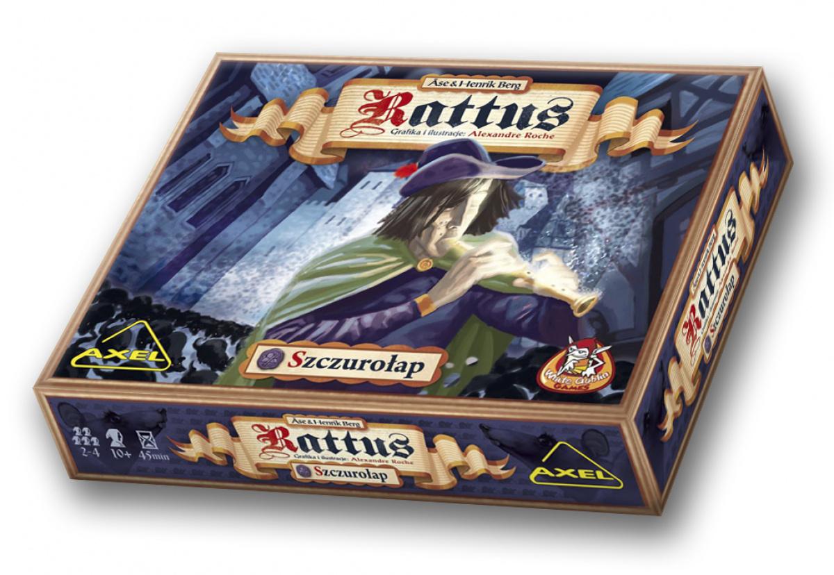 Rattus - Szczurołap