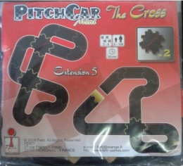 "PitchCar Mini - Extension 5 ""The Cross"""