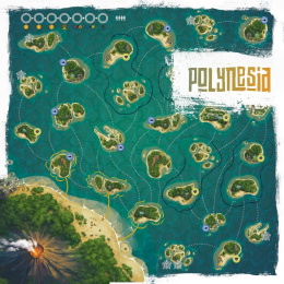 Polynesia: Dodatkowa mapa