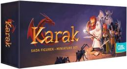 Karak - 6 figurek bohaterów