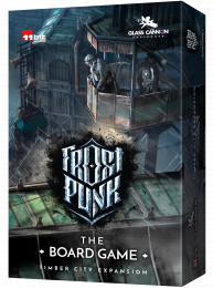 Frostpunk: Timber City Expansion