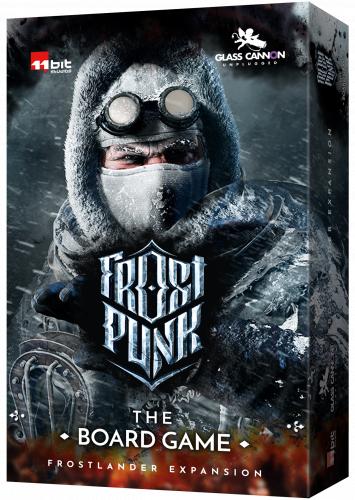 Frostpunk: Frostlander Expansion (edycja polska)