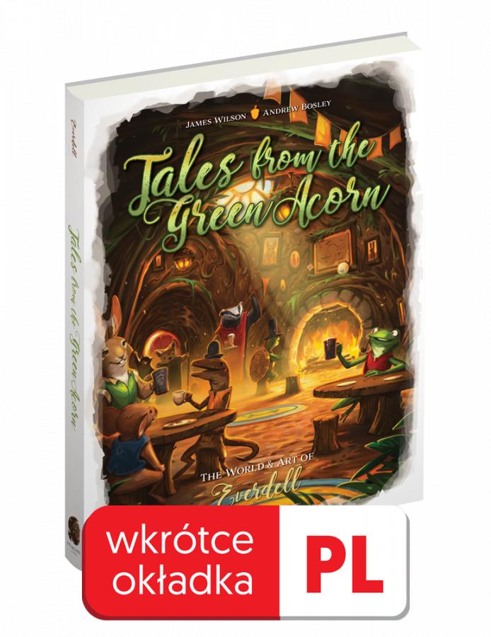 Everdell: Tales from the Green Acorn (edycja polska)
