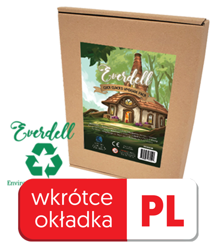 Everdell: Click Clacks Upgrade Pack (edycja polska)