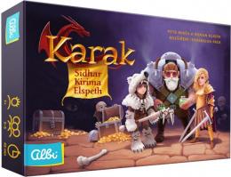 Karak - minidodatek Sidhar, Kirima & Elsapeth