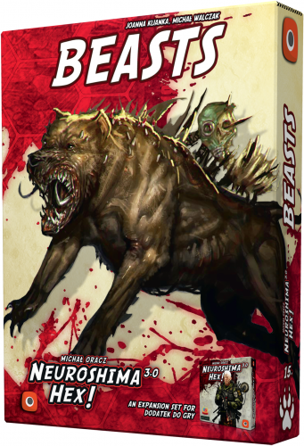 Neuroshima HEX: Beasts (edycja 3.0)