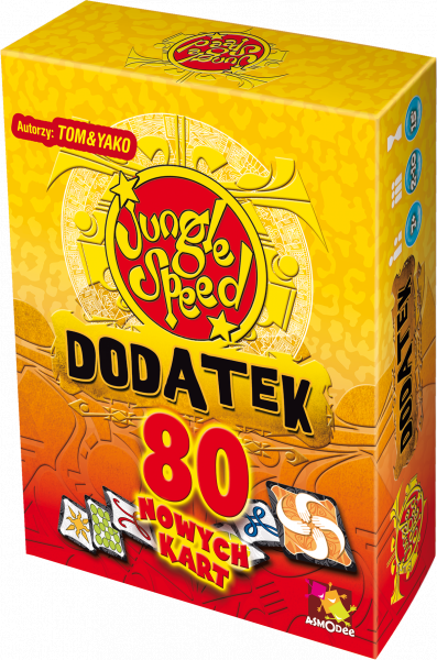 Jungle Speed: Dodatek
