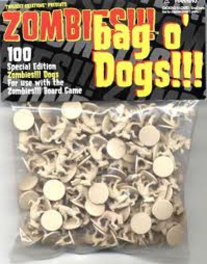 Zombies - Bag O' Dogs!!!