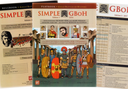 Simple Great Battles of History (GMT 1710)