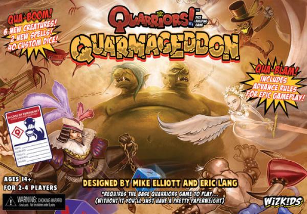 Quarriors! - Quarmageddon