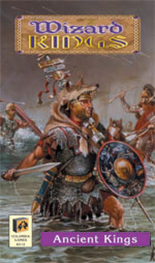 Wizard Kings - Ancient Kings