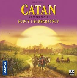 Catan - Kupcy i Barbarzyńcy (nowa edycja)